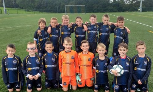 Victory For U10s Against Lurgan