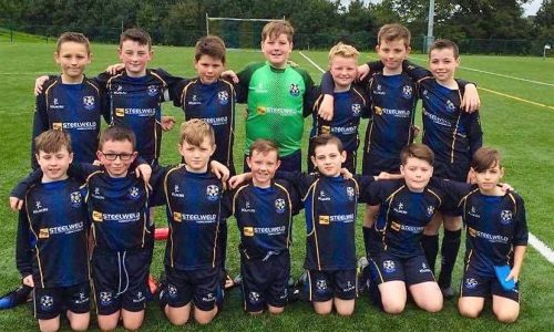 Hard Fought Draw For The U12s