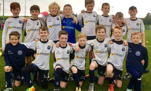 CYFC u12s Make It Through On Penalties