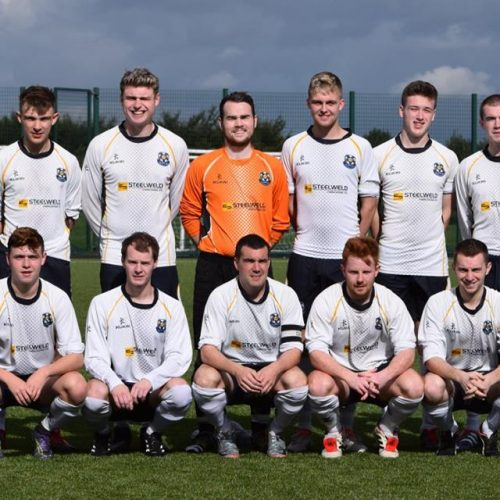 Seniors Put Out On Penalties In Cup
