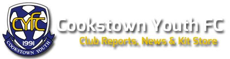 Cookstown Youth Football Club – Tyrone Northern Ireland