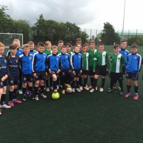 Foyle Cup Reveiw – Under 11
