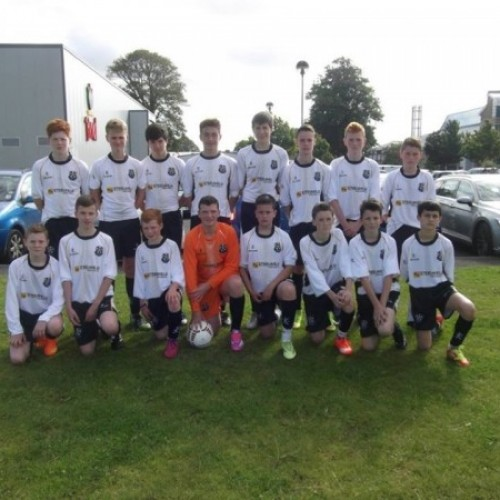 Solid Start For CYFC U15s