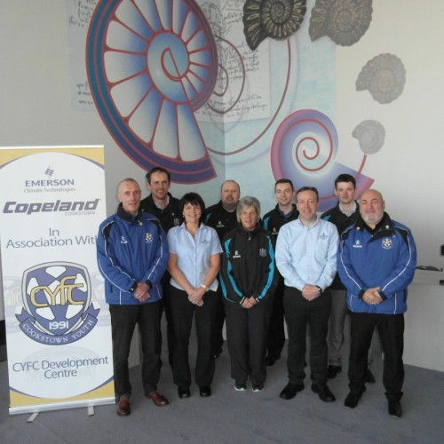 CYFC DEVELOPMENT CENTRE WITH COPELAND COOKSTOWN
