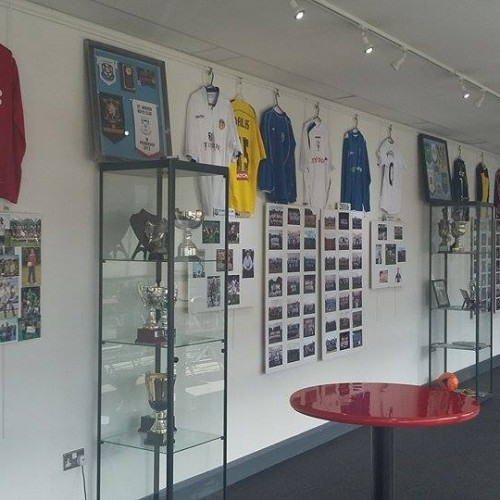 CYFC CELEBRATE 25 YEARS WITH BURNAVON EXHIBITION