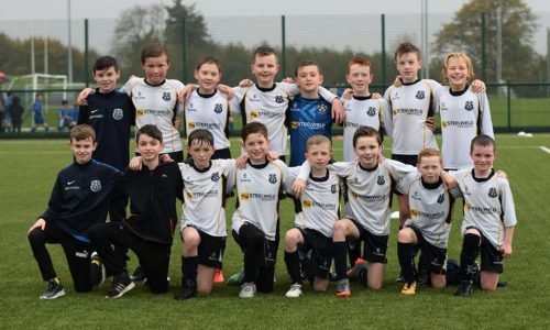 CYFC u12s Win Thrilling Encounter