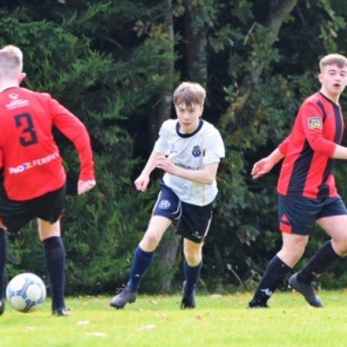 20/10/18 – CYFC Match Reports