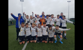 U12s Go Through On Penalties To The Next Round Of The NIBFA Cup
