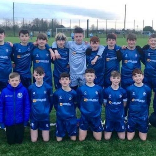 U11s Fight Back To Beat Local Rivals
